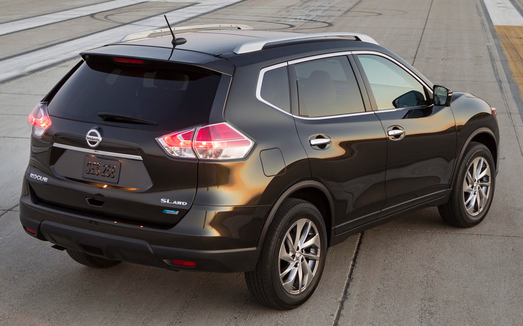 2014 Nissan Rogue 9 2014 Nissan Rogue –details and photos