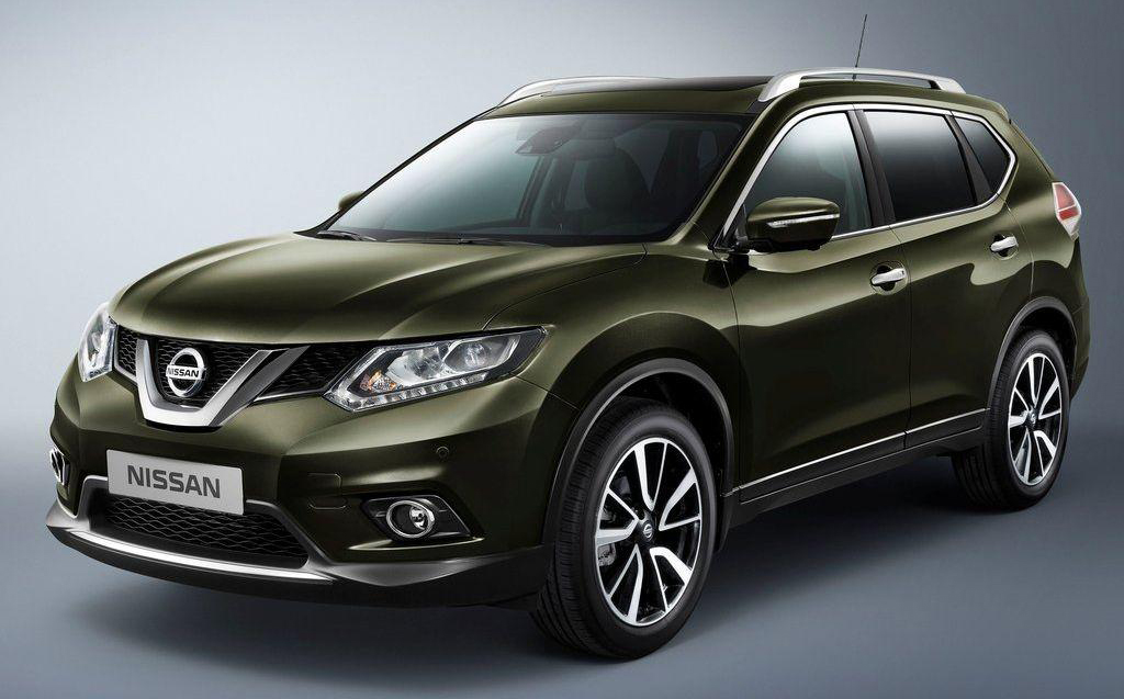 2014 Nissan X Trail 1 2014 Nissan X Trail details and photos