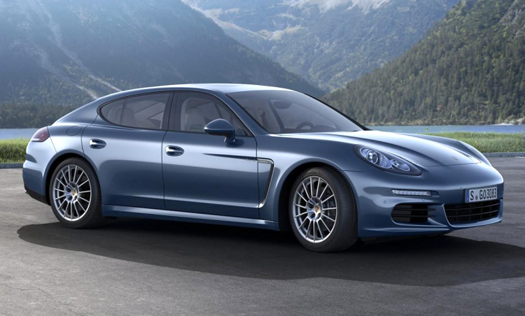 2014 Porsche panamera Diesel A new engine for the 2014 Porsche Panamera