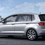 2014 VW Golf Sportsvan Concept  (1)