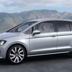 2014 VW Golf Sportsvan Concept  (5)