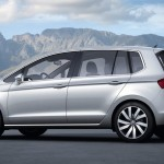 2014 VW Golf Sportsvan Concept  (9)