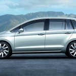 2014 Volkswagen Golf Sports Concept (1)