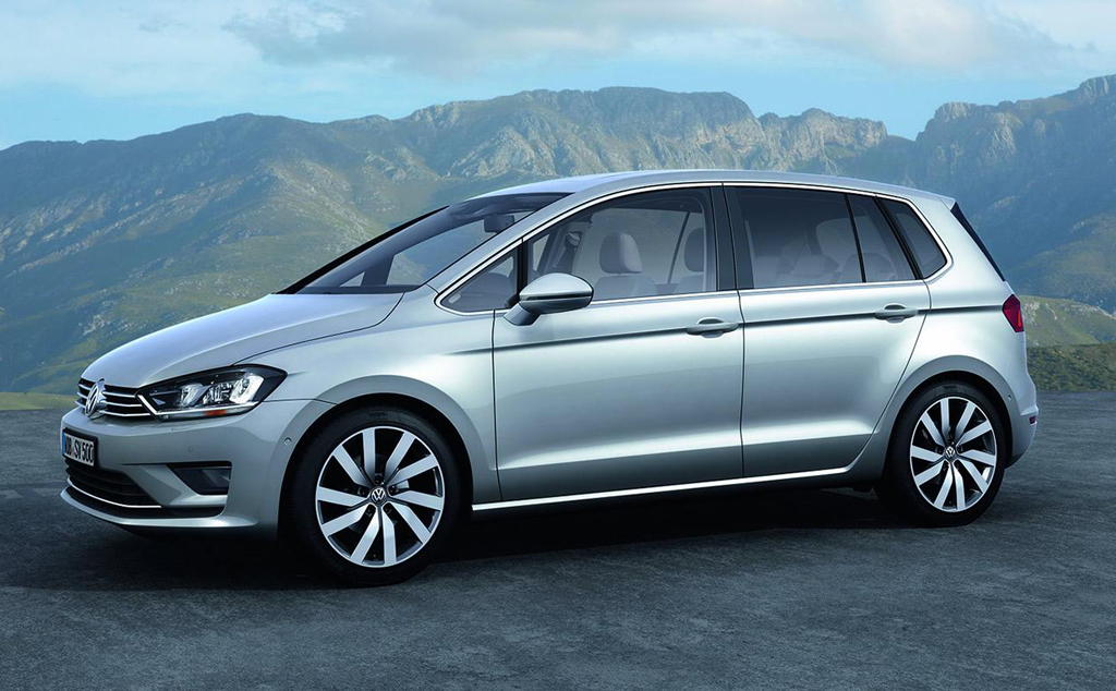 2014 Volkswagen Golf Sports Concept 7 2014 Volkswagen Golf Sports Concept details and photos
