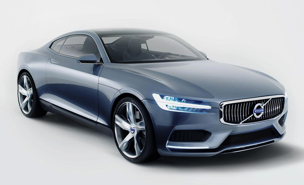 2014 Volvo Concept Coupe 2 2014 Volvo Concept Coupe embodies the emotional designing of Volvo
