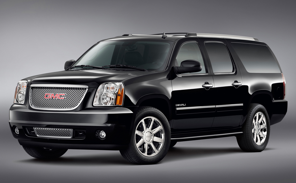 2015 GMC Yukon Denali 1 2015 GMC Yukon Denali flagship model announced