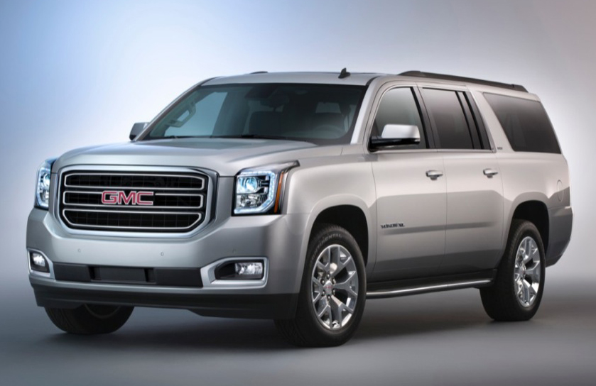 2015 GMC Yukon XL 2 2015 GMC Yukon XL announced