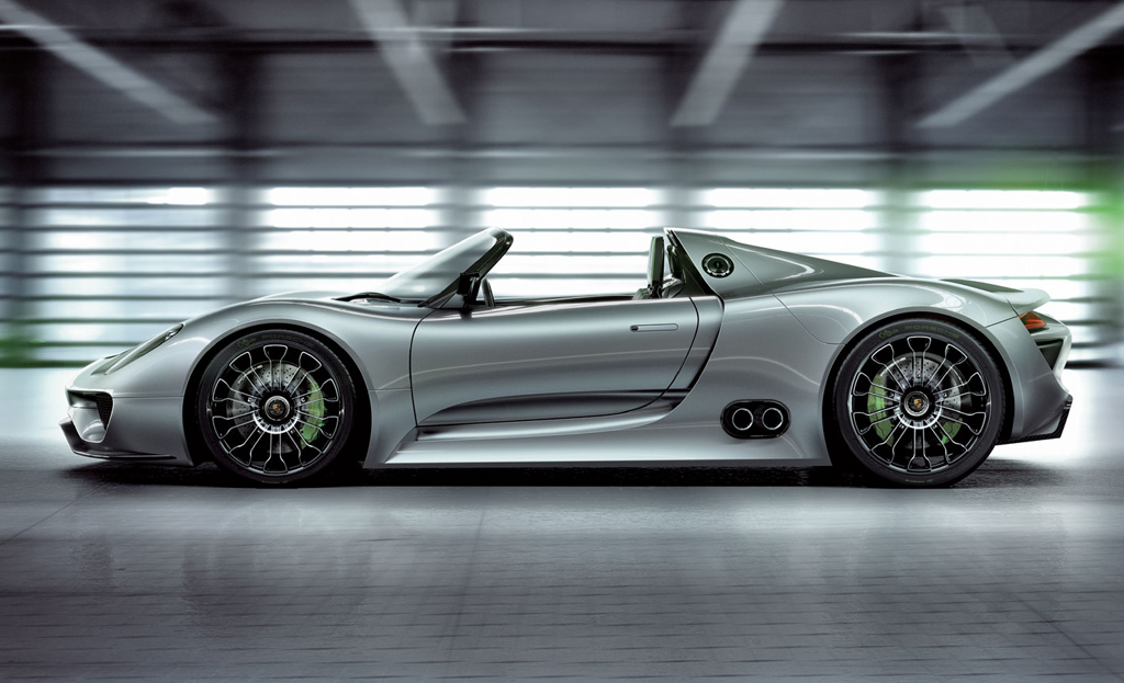 2015 porsche 918 spyder photos and details. Black Bedroom Furniture Sets. Home Design Ideas