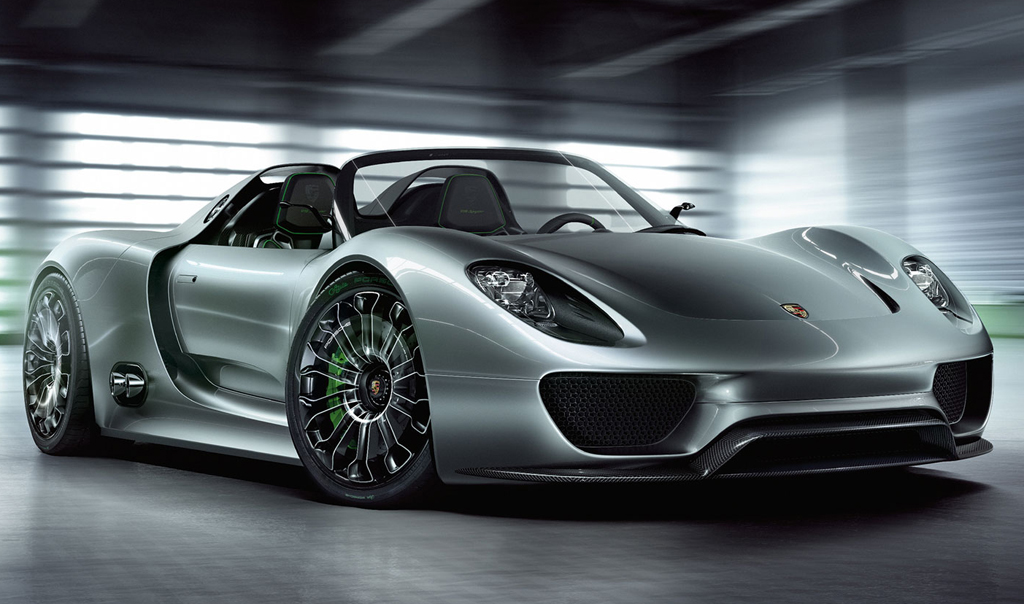 2015 Porsche 918 Spyder Concept 2 2015 Porsche 918 Spyder photos and details