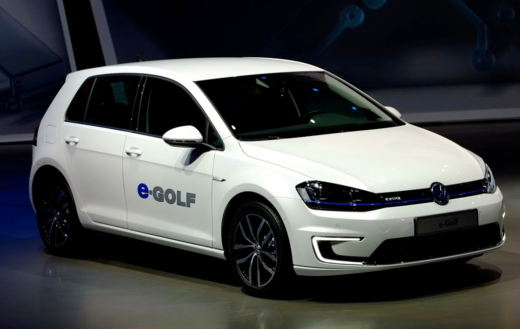 2015 Volkswagen e Golf 3 2015 Volkswagen e Golf – features and specs