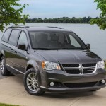 Dodge Grand caravan 30th Anniversary edition photos  (12)