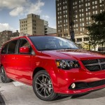 Dodge Grand caravan 30th Anniversary edition photos  (14)