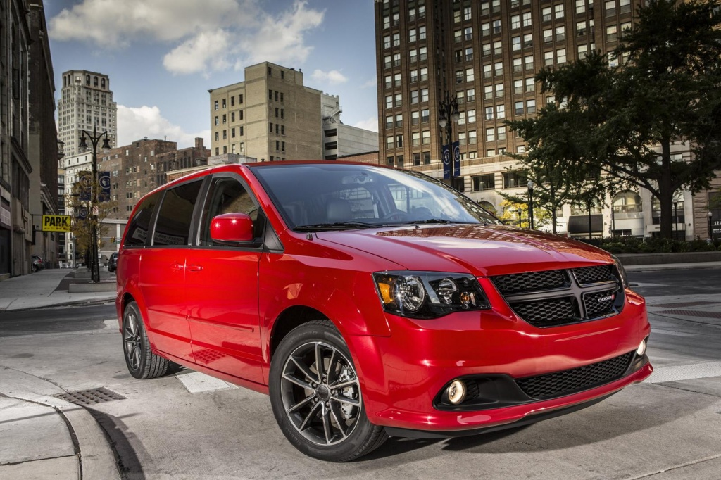 Dodge Grand caravan 30th Anniversary edition photos 14 Dodge Grand caravan 30th Anniversary edition features and details