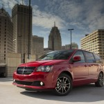 Dodge Grand caravan 30th Anniversary edition photos  (15)