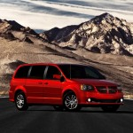 Dodge Grand caravan 30th Anniversary edition photos  (16)