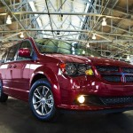 Dodge Grand caravan 30th Anniversary edition photos  (6)