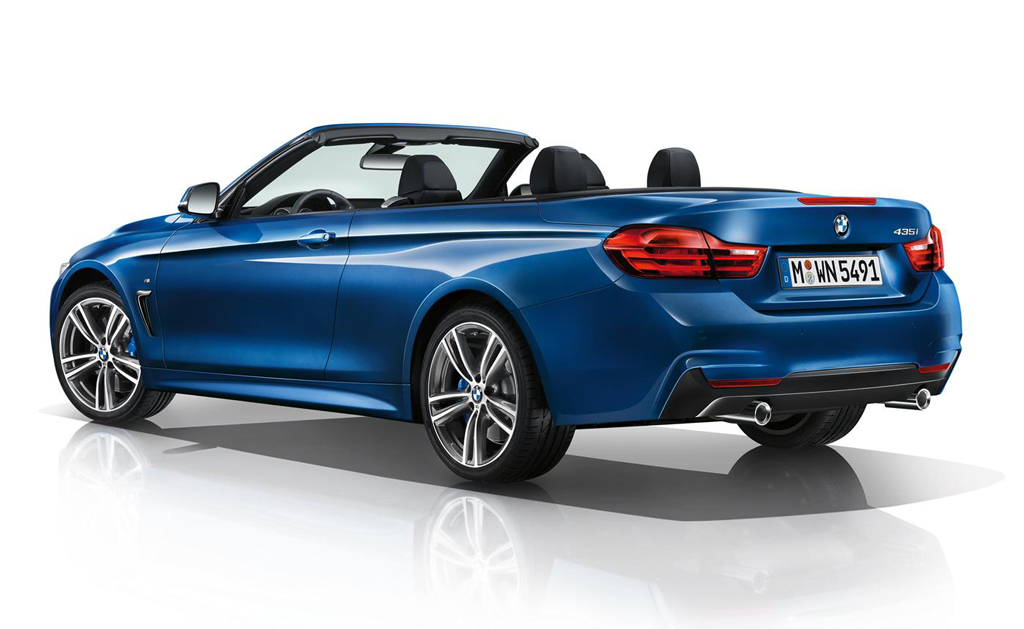 2014 BMW 4 Series Convertible 5 2014 BMW 4 Series Convertible details
