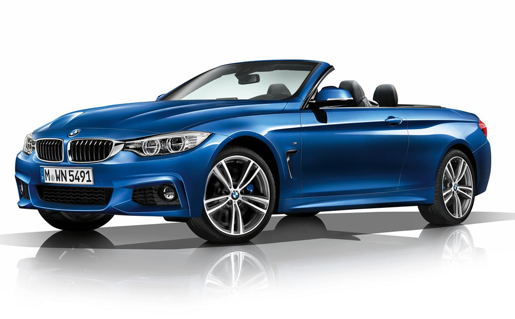 2014 BMW 4 Series Convertible 6 2014 BMW 4 Series Convertible details