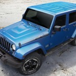 2014 Jeep Wrangler Polar Edition (2)