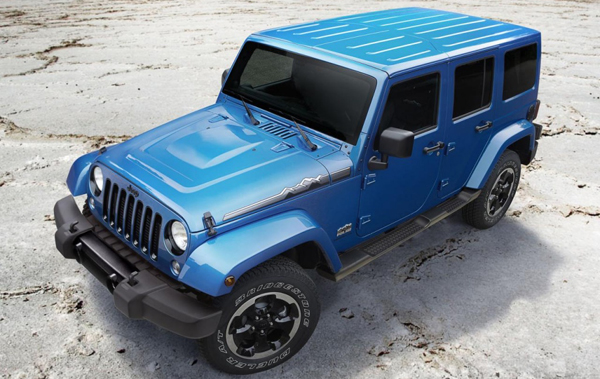 2014 Jeep Wrangler Polar Edition 2 2014 Jeep Wrangler Polar Edition