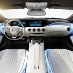2014 Mercedes Benz S Class Coupe Concept Interior (1)