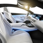 2014 Mercedes Benz S Class Coupe Concept Interior (3)