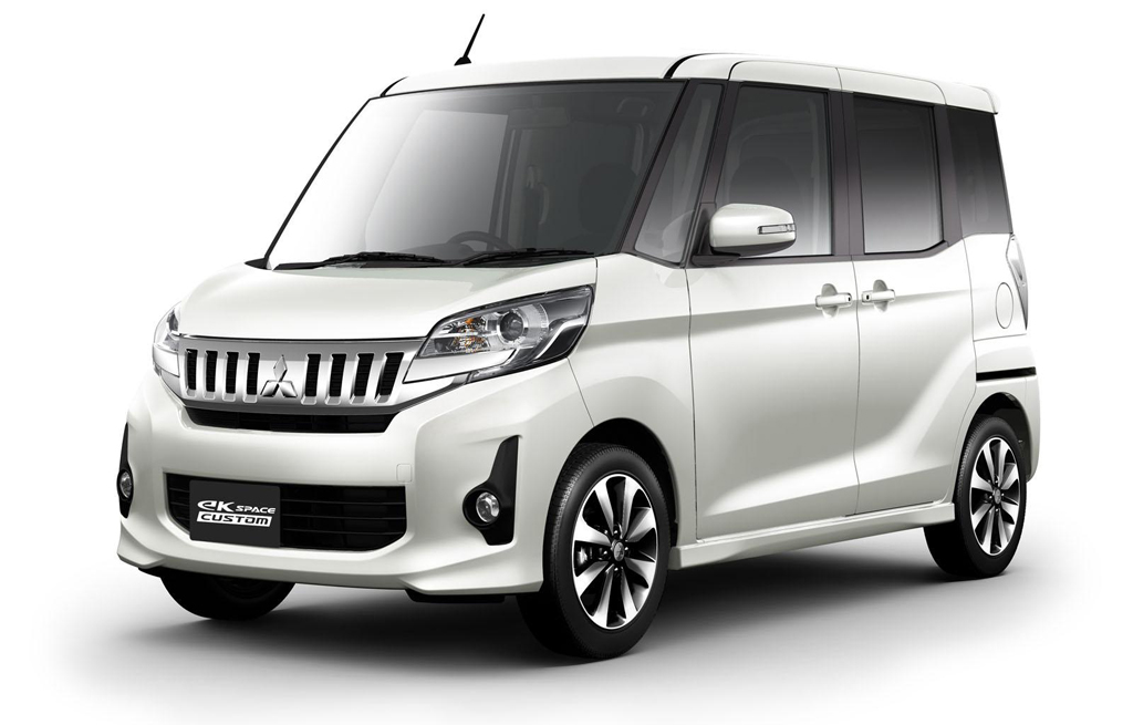 2014 Mitsubishi eK Space Wagon 2 2014 Mitsubishi eK Space Wagon announced