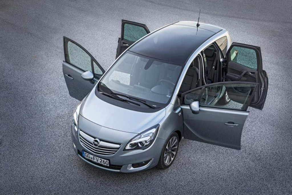 2014 Opel Meriva 2014 Opel Meriva details and images