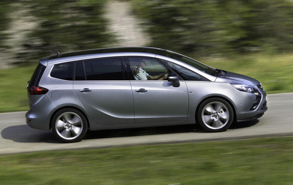 2014 opel zafira tourer details and photos. Black Bedroom Furniture Sets. Home Design Ideas