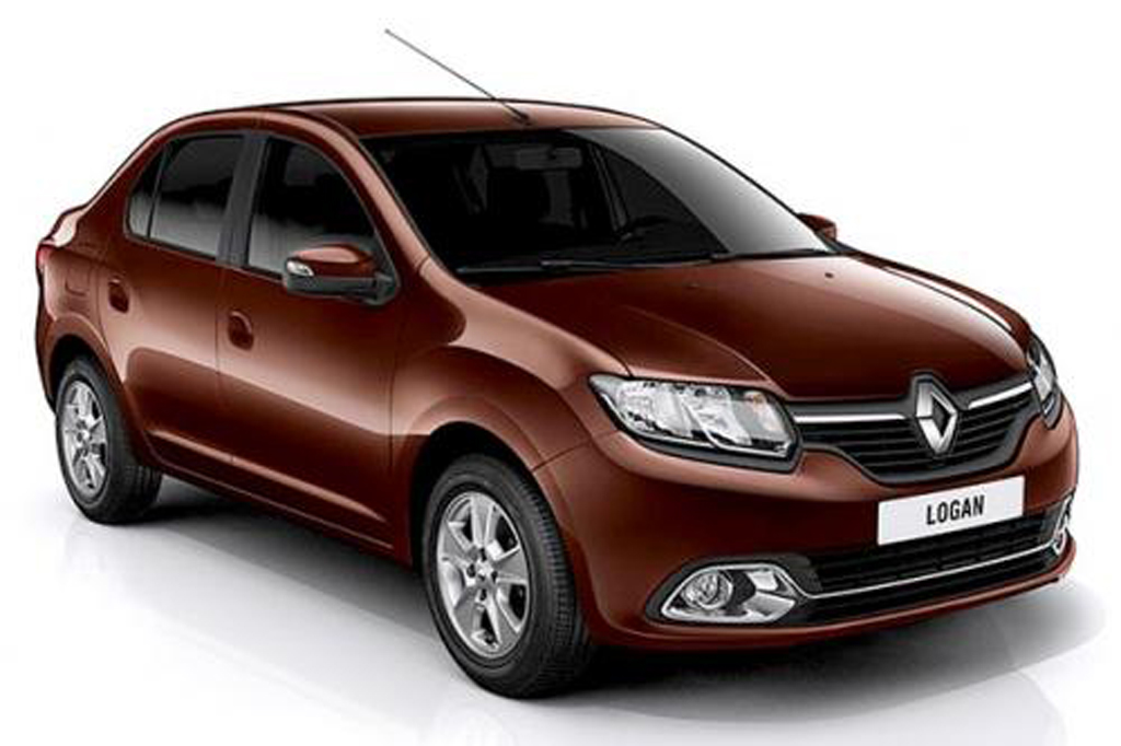 2014 Renault Logan 1 2014 Renault Logan Finally Revealed