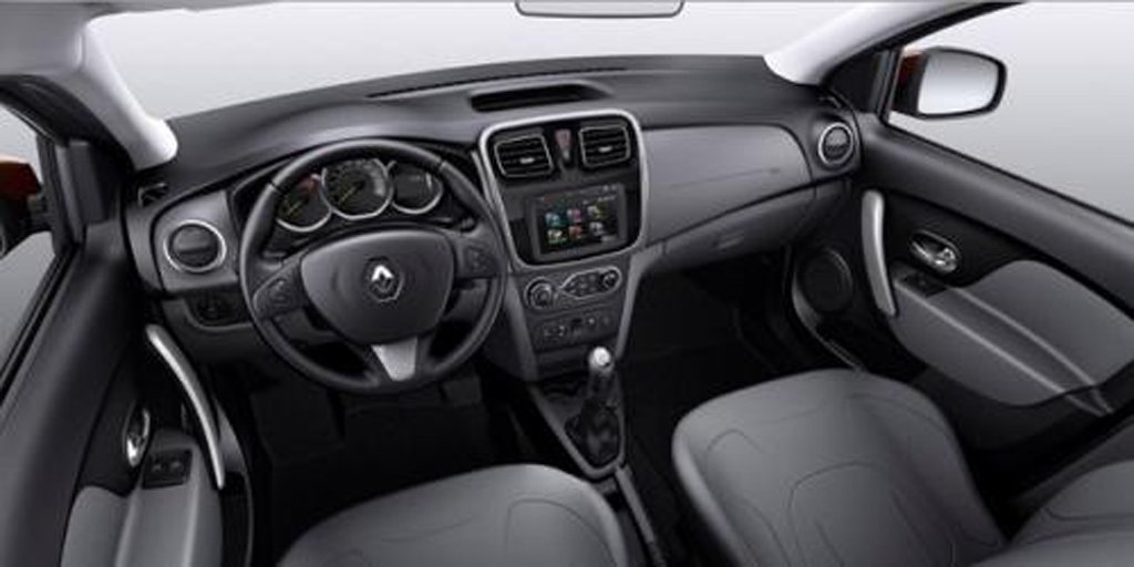 2014 Renault Logan Interior 3 2014 Renault Logan Finally Revealed