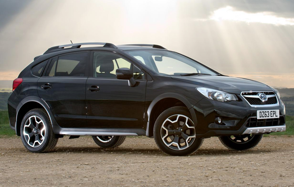 2014 Subaru XV Black 3 2014 Subaru XV Black limited edition