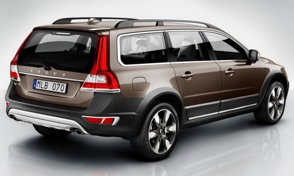 2014 Volvo XC70 Estate Car 2014 Volvos XC70 Estate Car