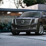 2015 Cadillac Escalade photos (1)
