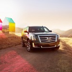 2015 Cadillac Escalade photos (11)