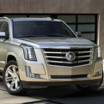 2015 Cadillac Escalade photos (7)