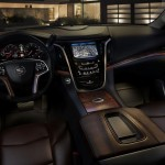 2015 Cadillac Escalade photos (8)