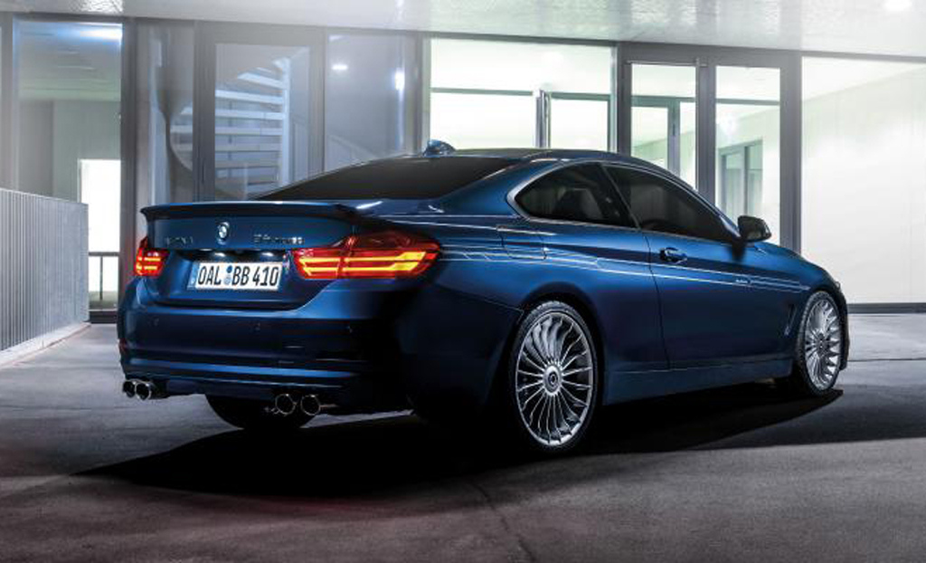 2014 Alpina B4 BiTurbo Coupe 4 2014 Alpina BMW B4 Bi Turbo Coupe details