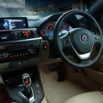 2014 Alpina B4 BiTurbo Coupe Interior