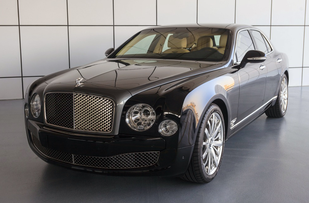 2014 Bentley Mulsanne Shaheen Edition 2 2014 Bentley Mulsanne Shaheen