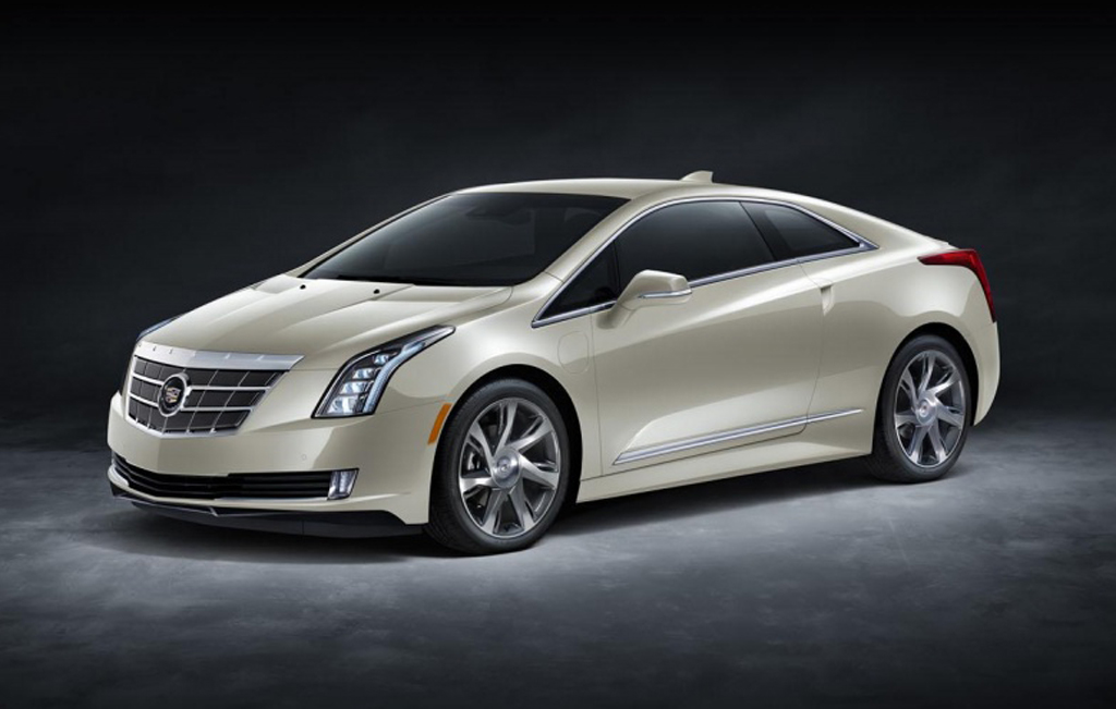 2014 Cadillac ELR Saks Fifth Avenue Edition 2014 Cadillac ELR Saks Fifth Avenue