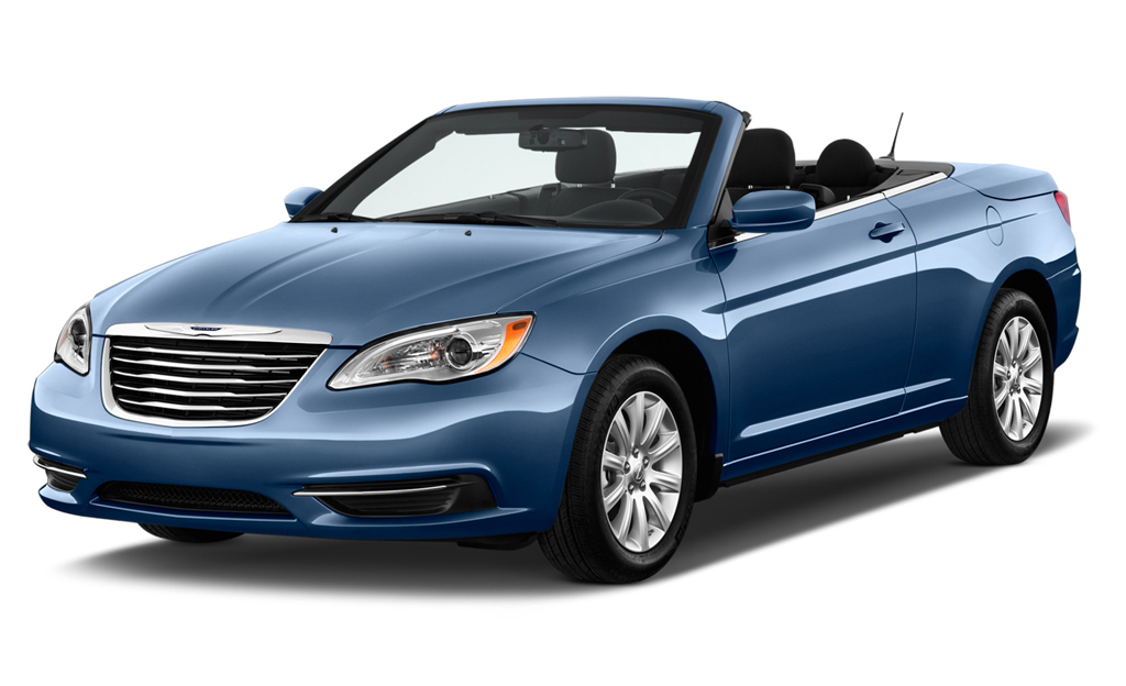2014 Chrysler 200 Convertible 1 2014 Chrysler 200 Convertible details