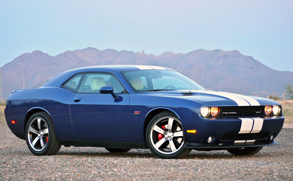 2014 Dodge Challenger SRT 2 2014 Dodge Challenger SRT