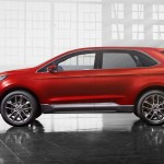 2014 Ford Edge SUV concept (2)
