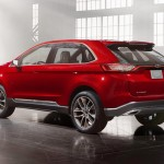 2014 Ford Edge SUV concept (3)