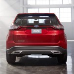 2014 Ford Edge SUV concept (4)