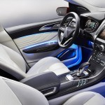 2014 Ford Edge SUV concept Interior (1)