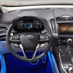 2014 Ford Edge SUV concept Interior (2)