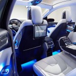 2014 Ford Edge SUV concept Interior (3)