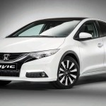 2014 Honda Civic hatchback (2)